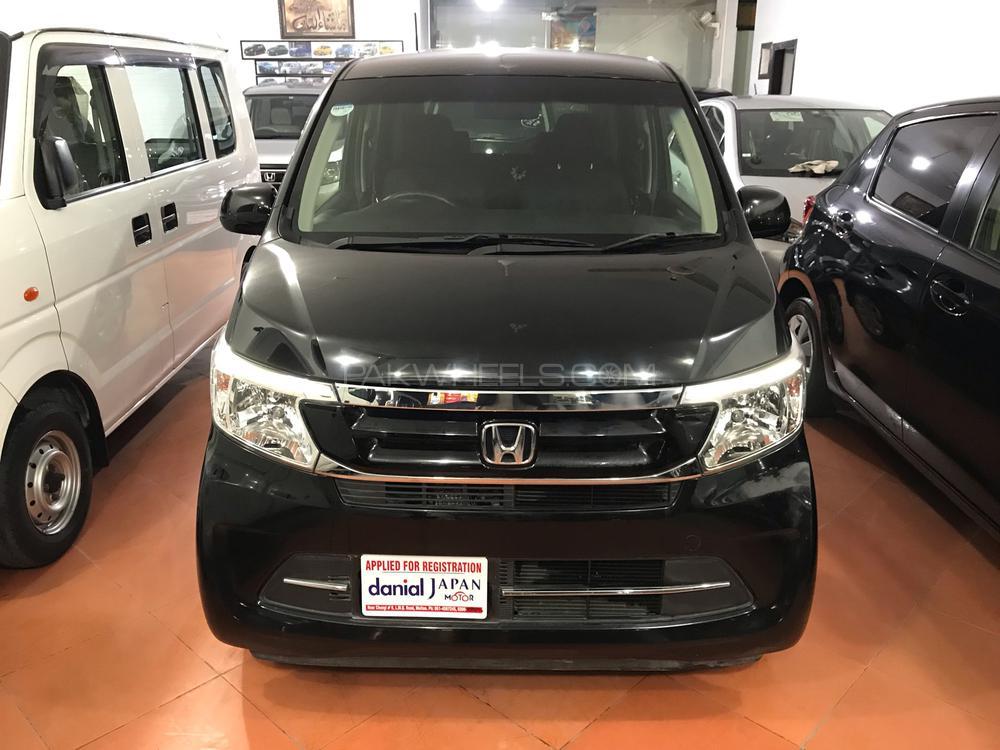 Honda N Wgn G A Package 2017 Image-1