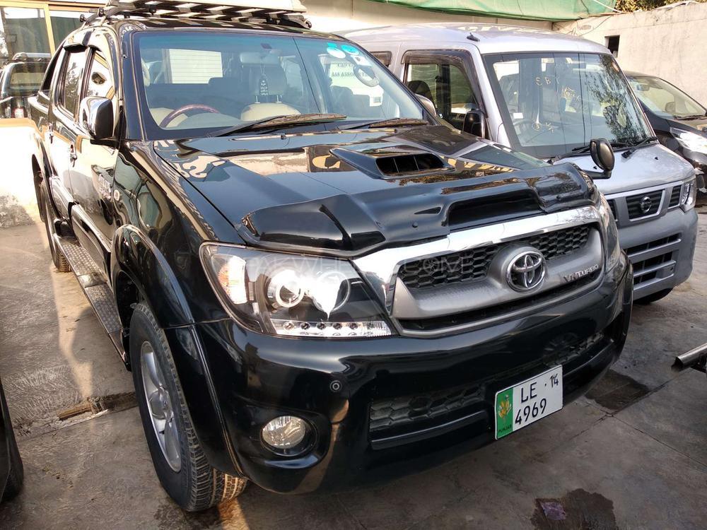 Toyota Hilux Vigo Champ G 2014 for sale in Lahore | PakWheels