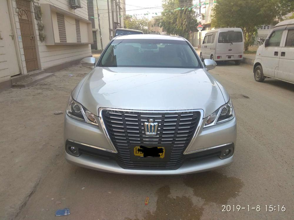 Toyota Crown Athlete 2014 Image-1