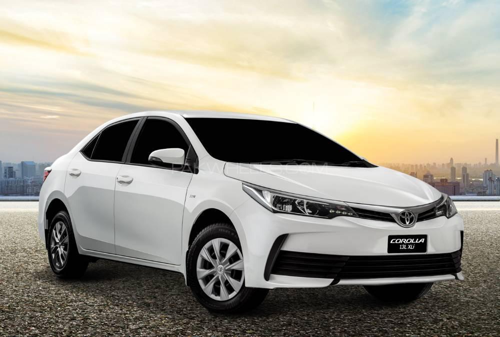 Toyota Corolla Gli Automatic 1 3 Vvti 2019 For Sale In Karachi