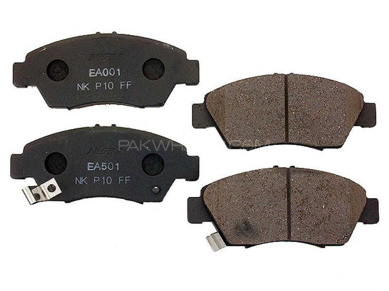 Honda Genuine Rear Brake Pad For Honda Civic 2006-2012 Image-1