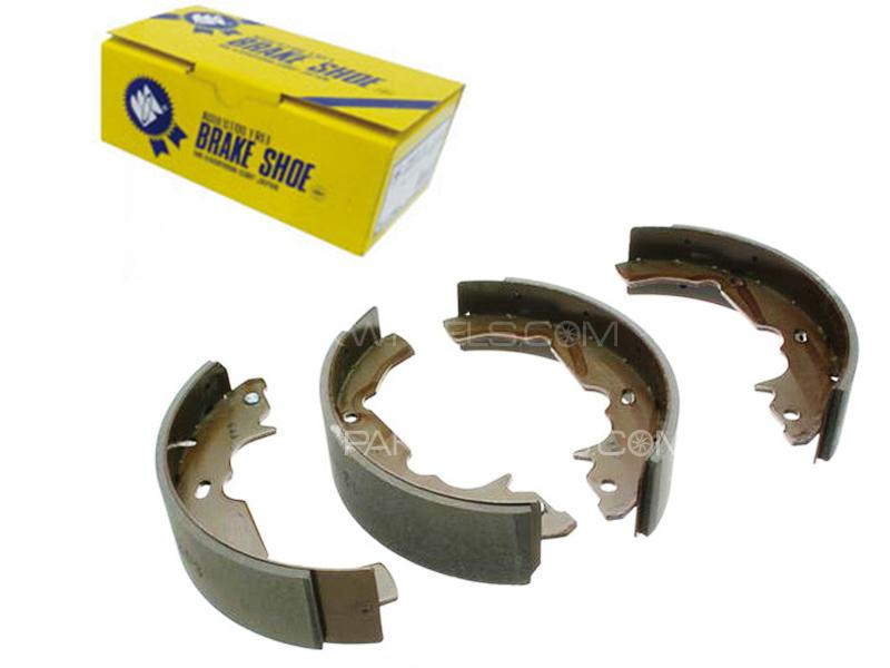 MK Brake Shoe For Toyota Corolla Indus 1994-2002 in Karachi