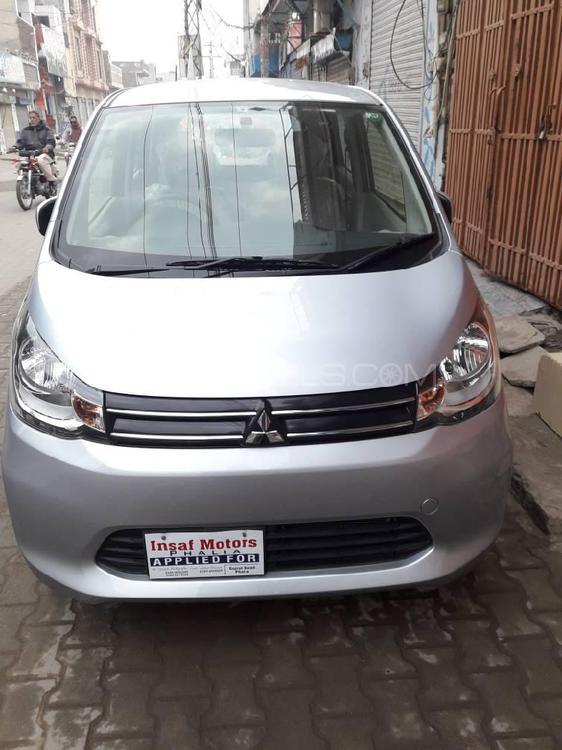 Mitsubishi Ek Wagon E 2015 Image-1