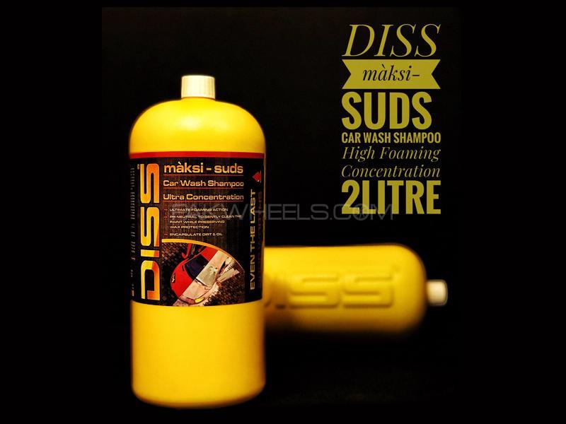Diss Maki-Suds Car Foaming Shampoo 2L Image-1