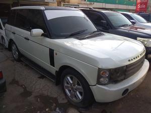 Range Rover Cars for sale in Pakistan | PakWheels