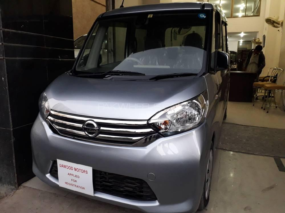 Nissan Roox X IDLING STOP 2015 Image-1