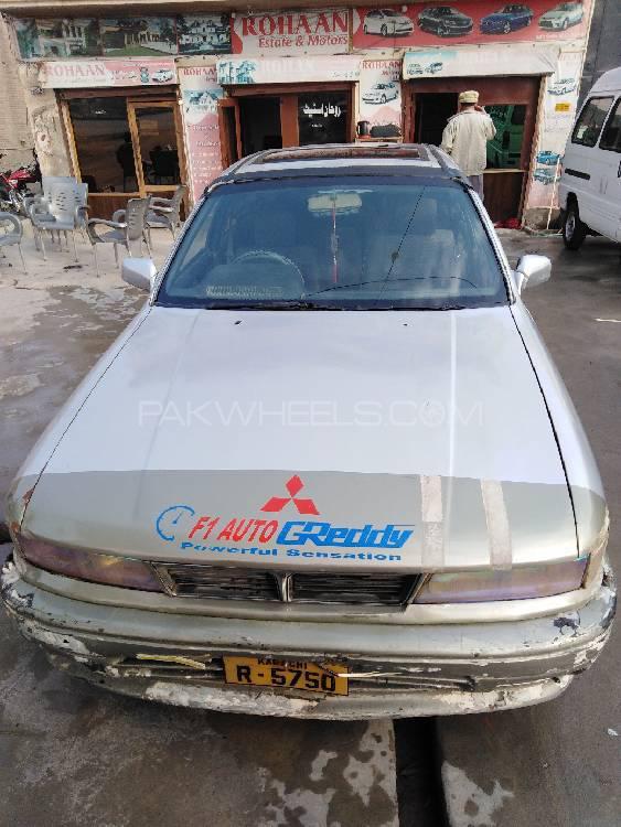 Mitsubishi Galant 1991 Image-1