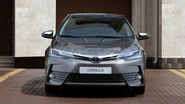 Toyota Corolla Altis Grande Cvt I 1 8 2019 For Sale In Lahore