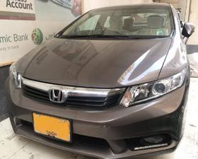 Honda Civic VTi 1.8 i-VTEC in Pakistan, Civic Honda Civic ...