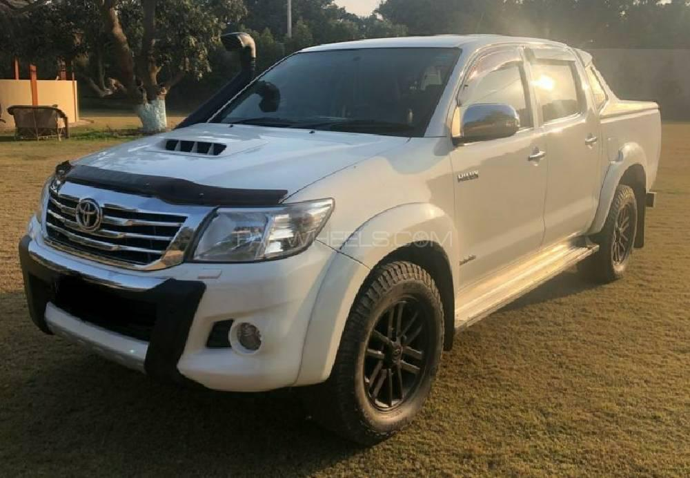 Toyota Invincible For Sale – transport
