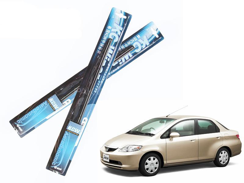 Bloomberg Wiper Blade For Honda City 2003-2006 Image-1