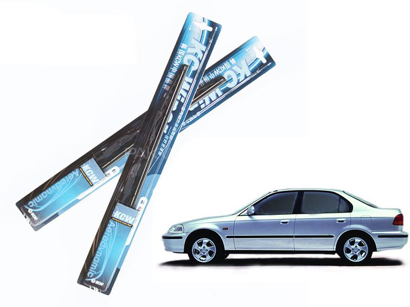Bloomberg Wiper Blade For Honda Civic 1996-1998 Image-1