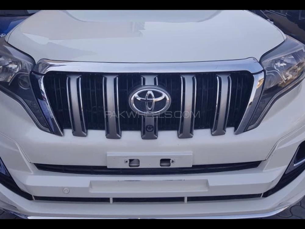 Toyota Prado TZ G 4.0 2011 Image-1