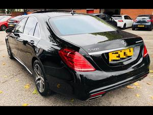 Mercedes Benz S Cl S500 E Hybrid 2017 For In Abad