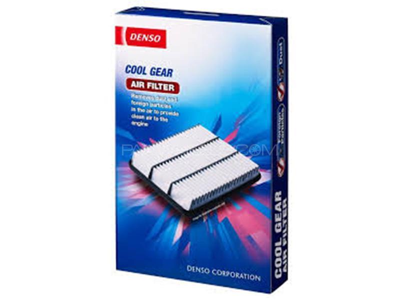 Denso Cool Gear Air Filter For Toyota Platz 1999-2005 - 260300-0780 in Karachi