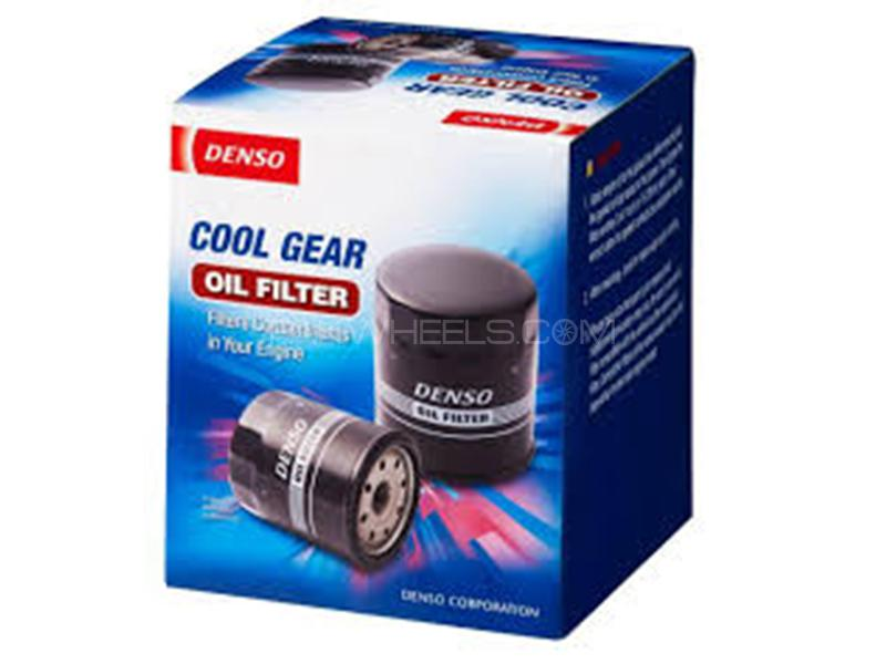 Denso Cool Gear Oil Filter For Toyota Prado 2002-2009 - 260340-0540 Image-1