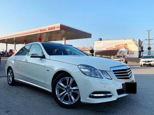 Mercedes Benz E Class 2012 Cars for sale in Pakistan | PakWheels