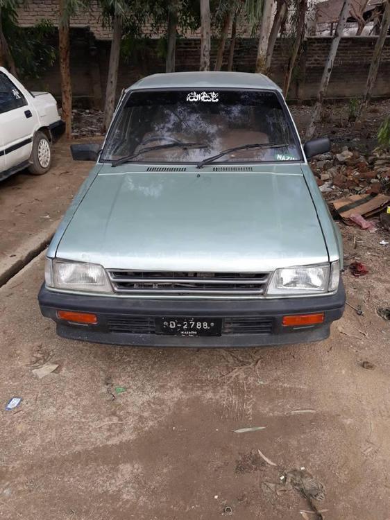Daihatsu Charade CX 1985 Image-1