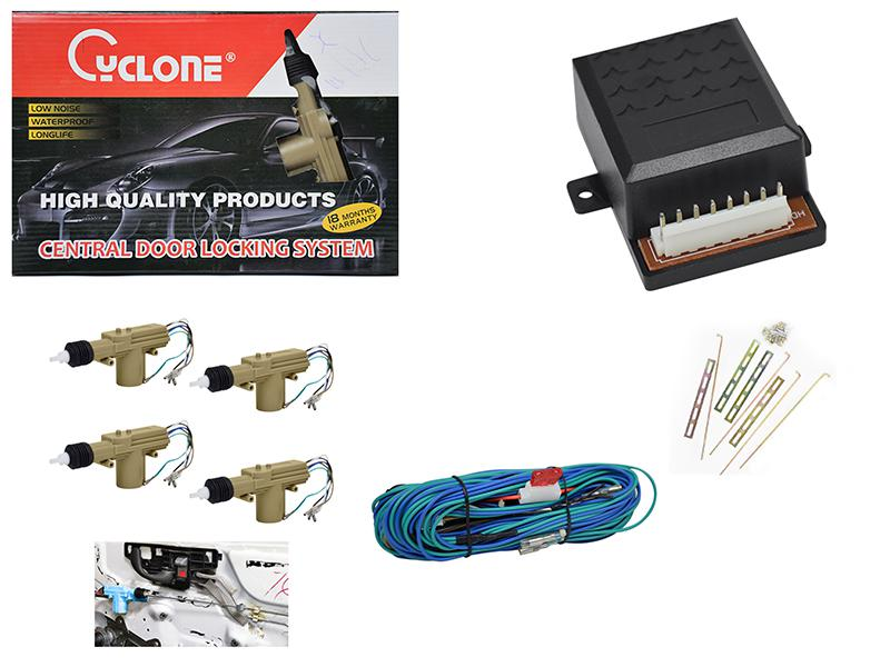 Cyclone Door Locking System Image-1