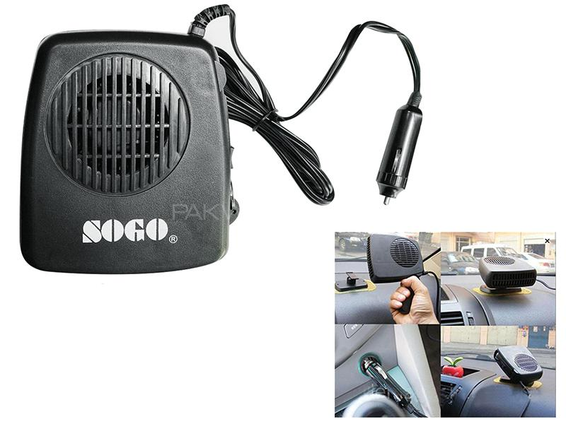 Sogo Portable Car Heater 12 Volts Image-1
