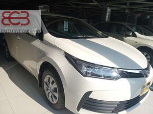 Used Toyota Corolla GLi 1.3 VVTi 2018