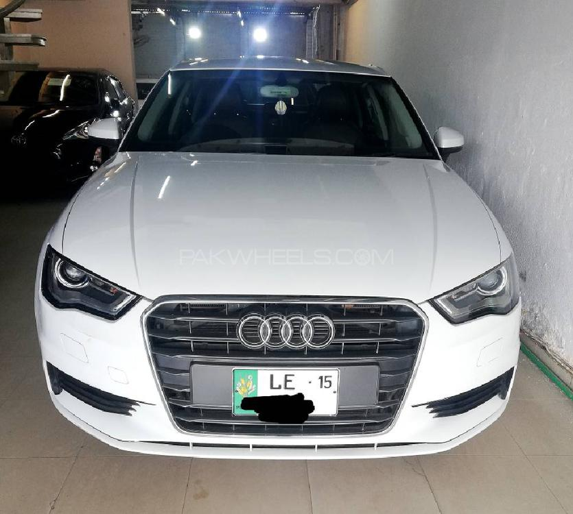 Audi A3 1.8 TFSI Quattro 2014 For Sale In Lahore