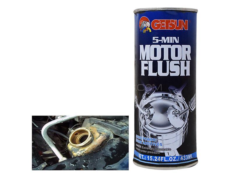 Getsun 5 min Motor Flush in Karachi