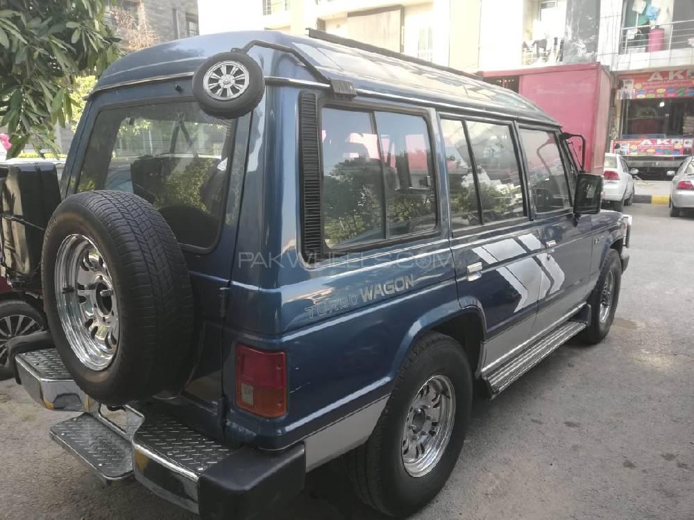 Mitsubishi Pajero Exceed 2.5D 1990 Image-1