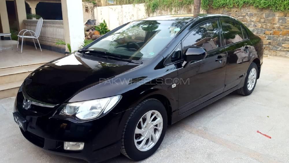 Honda Civic Vti 18 I Vtec 2011 For Sale In Islamabad Pakwheels