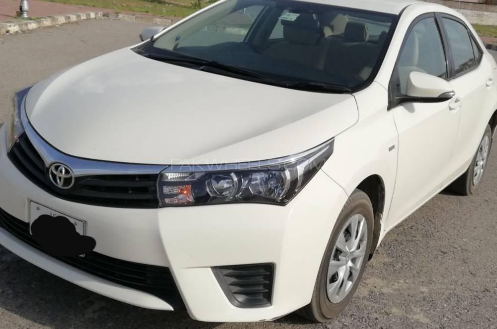 Toyota Corolla Xli Vvti 2015 For Sale In Lahore