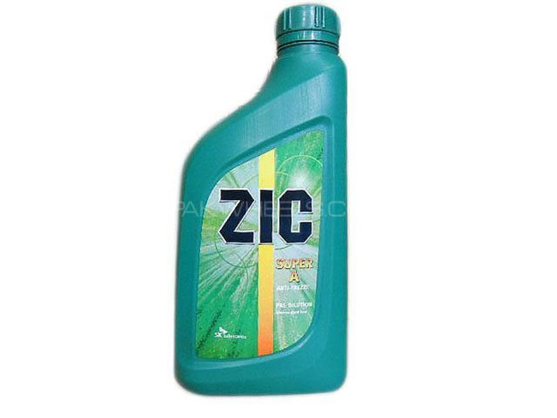 Zic Coolant Super A1 - 1 Litre in Karachi