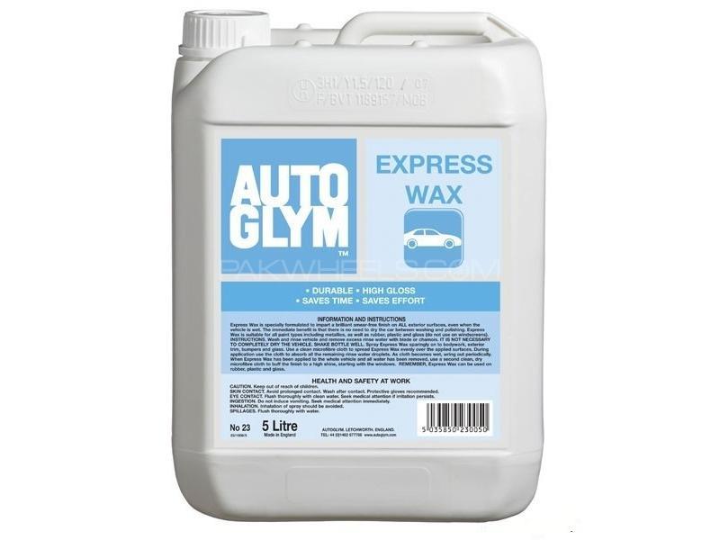AutoGlym Express Wax 5L - 23005 Image-1