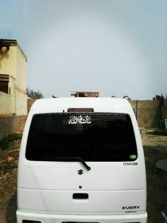 Suzuki Every Wagon 2010 Image-1