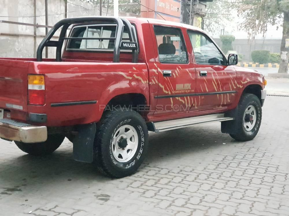 free download service manual 93 toyota hilux