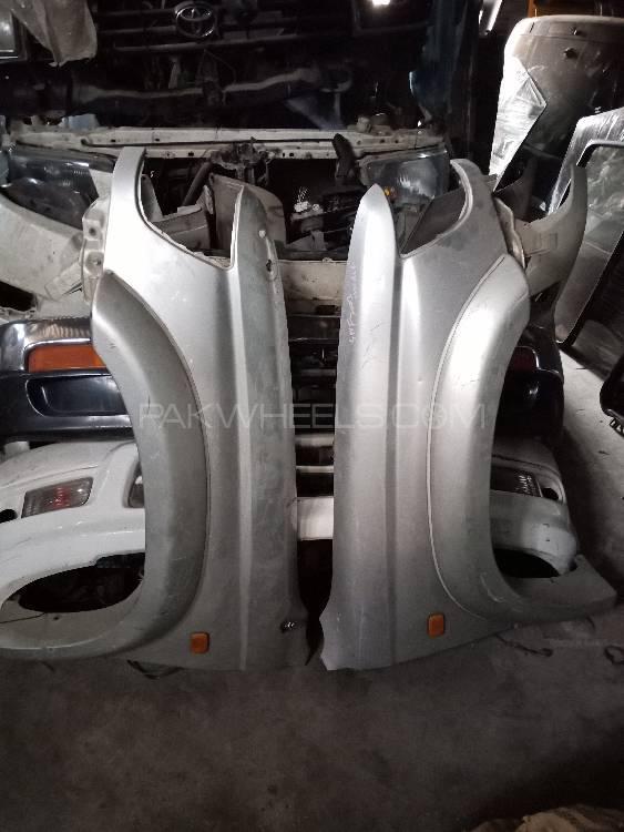 toyota surf prado 4x4 pickup cruiesing pajero all spare part Image-1