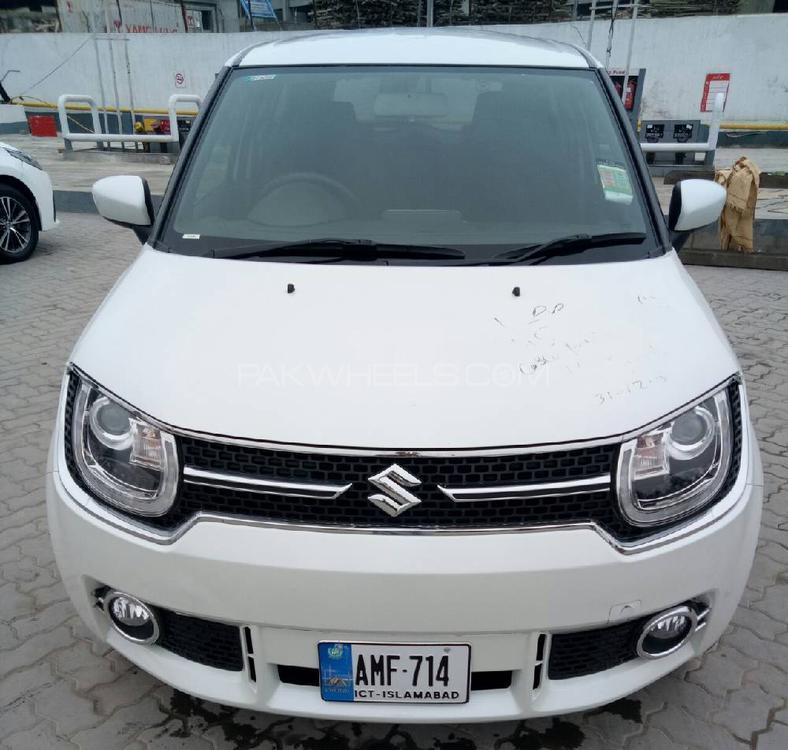 Suzuki Ignis 2017 Image-1