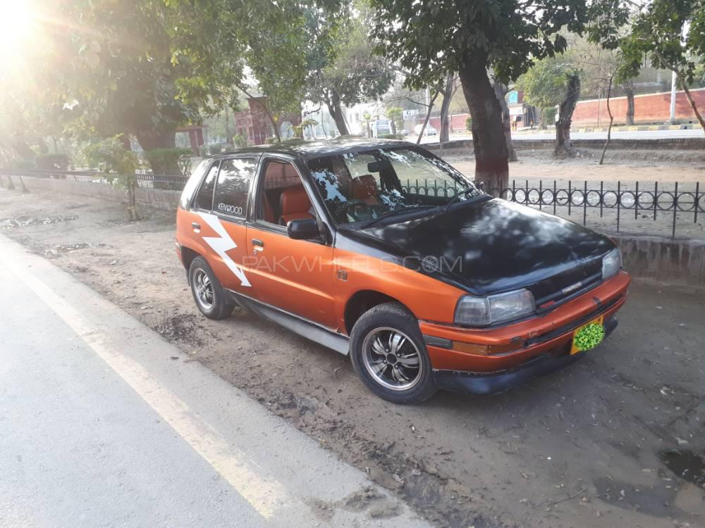 Daihatsu Charade Cs 1993 For Sale In Lahore Pakwheels