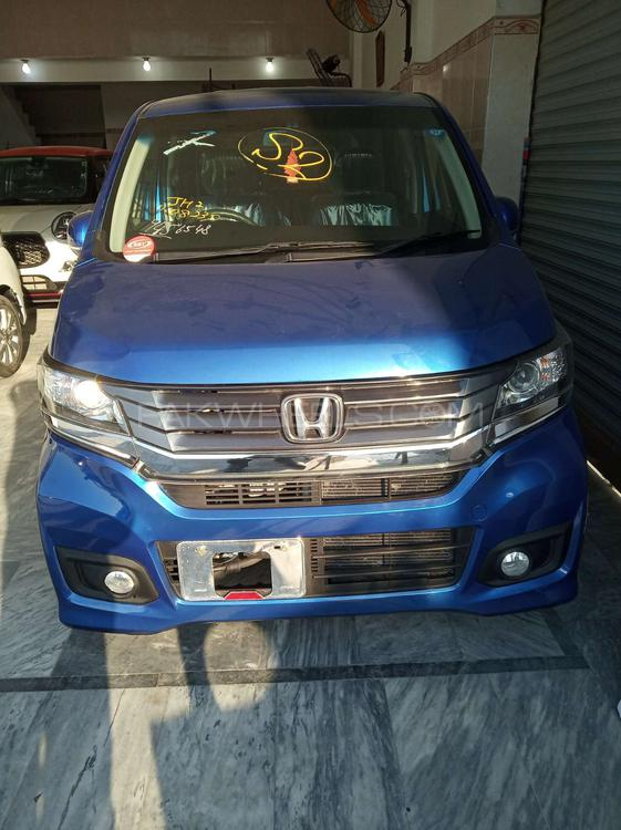 Honda N Wgn Custom G L Package 2016 Image-1