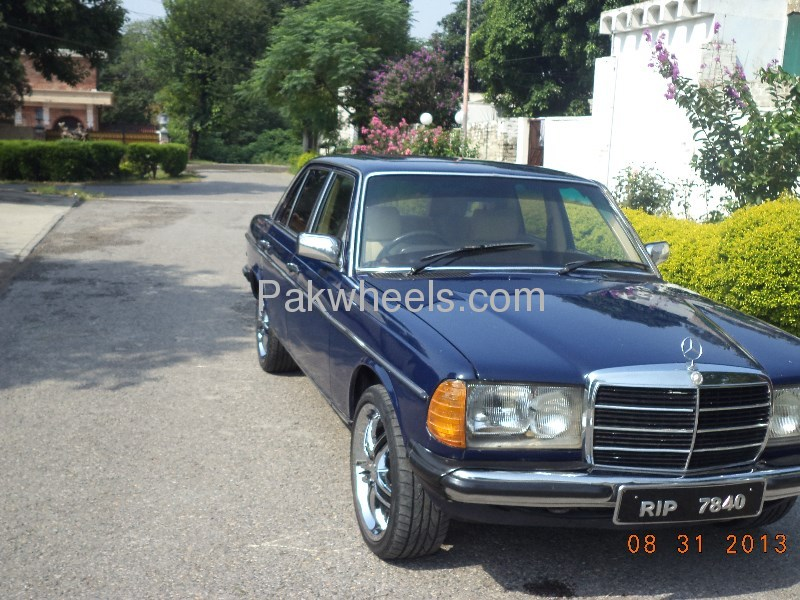 Mercedes benz d series 1977 for sale in islamabad pakwheels for Mercedes benz g series for sale