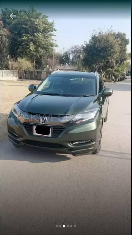 Honda Vezel 2018 For Sale In Islamabad Pakwheels