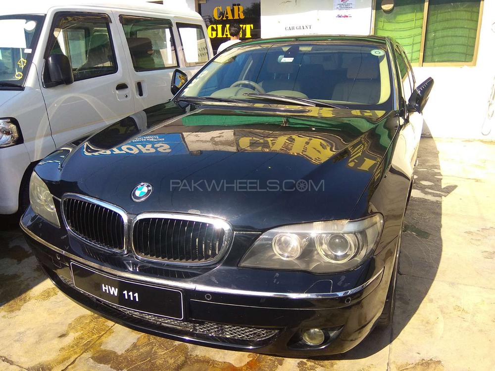 Bmw 7 Series 745i 2006 For Sale In Lahore Pakwheels