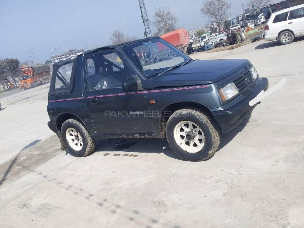 Suzuki Vitara 1990 Image-1