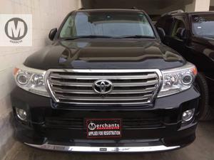 Used Toyota Land Cruiser AX 2013