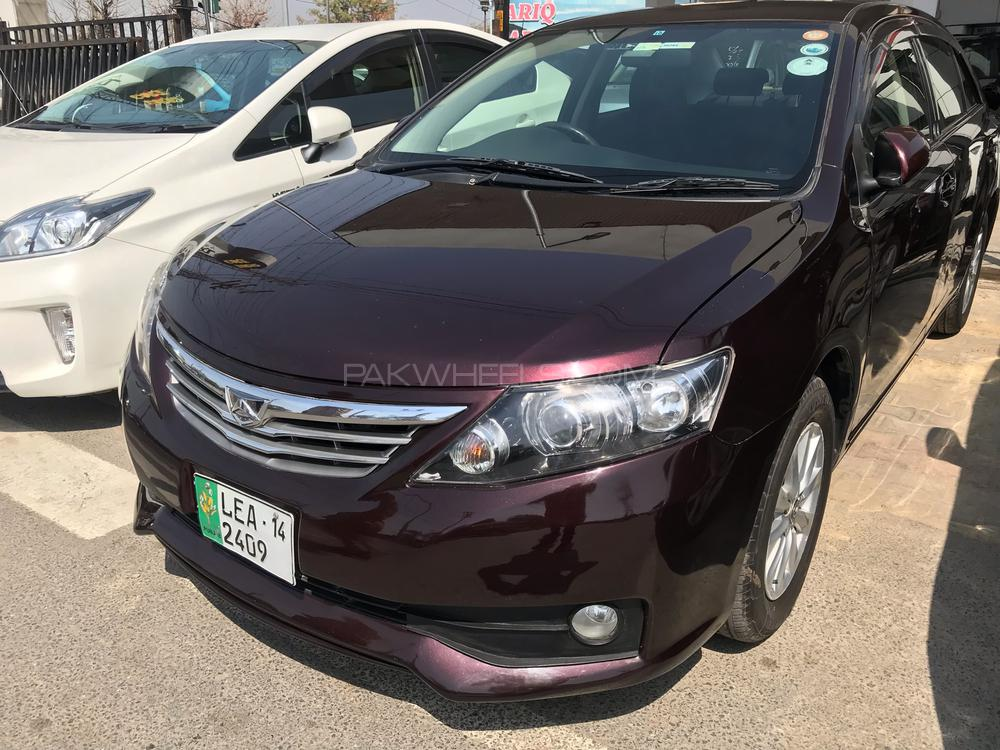 Toyota Allion A15 G Package 2011 Image-1
