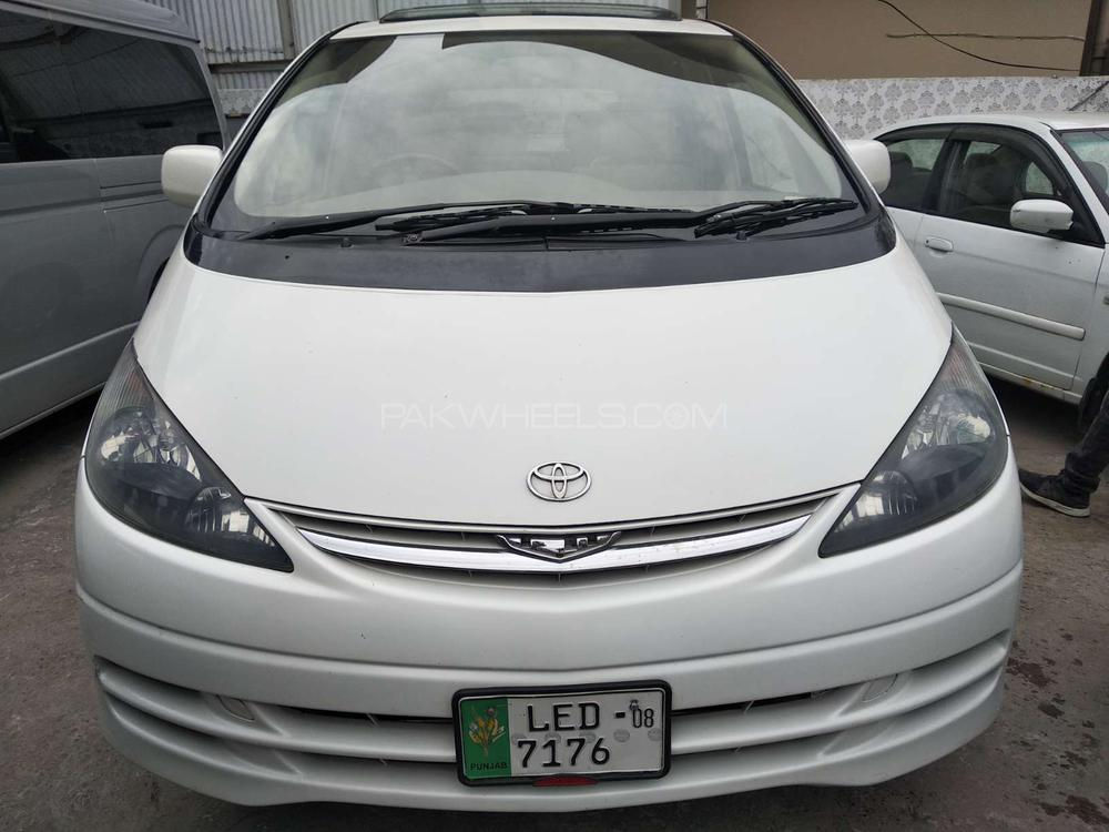 Toyota Estima AERAS 2002 Image-1