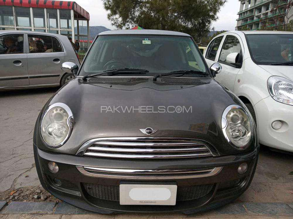 Mini Cooper S 2006 For Sale In Islamabad Pakwheels