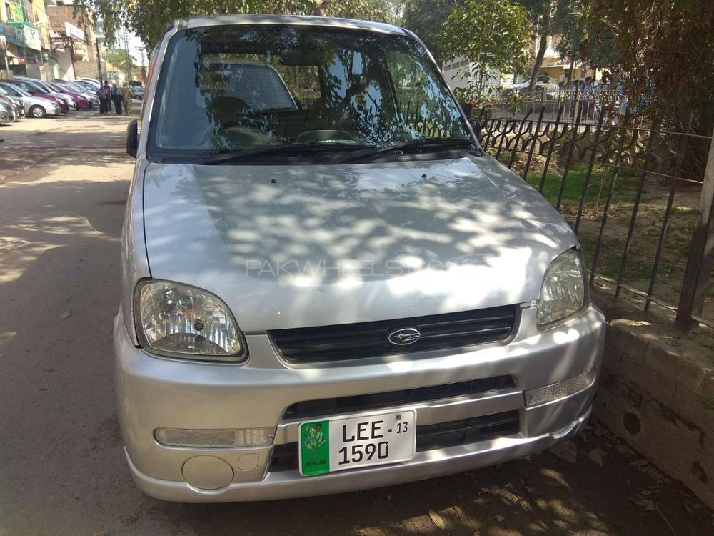 Subaru Pleo L 2009 Image-1