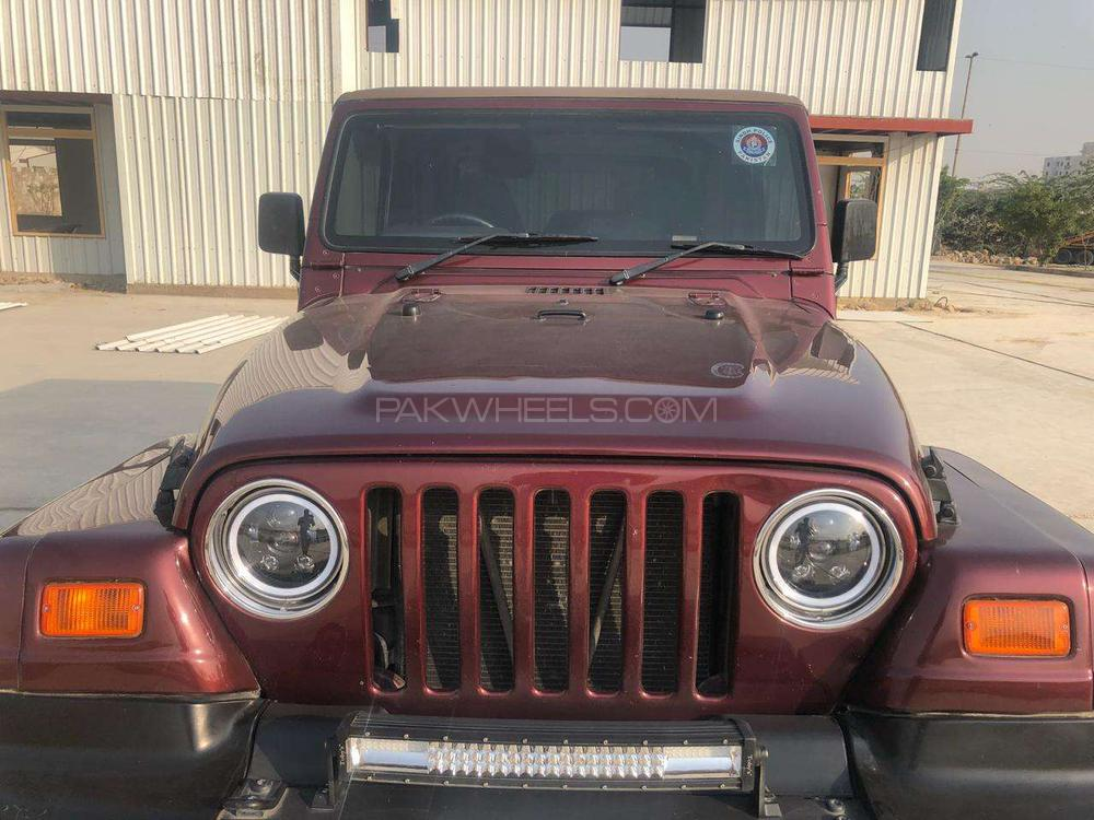 jeep wrangler extreme sport 2002 for sale in karachi