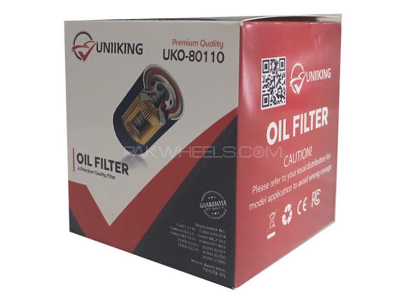 Uniking Oil Filter For Toyota Corolla 2014-2019 Image-1