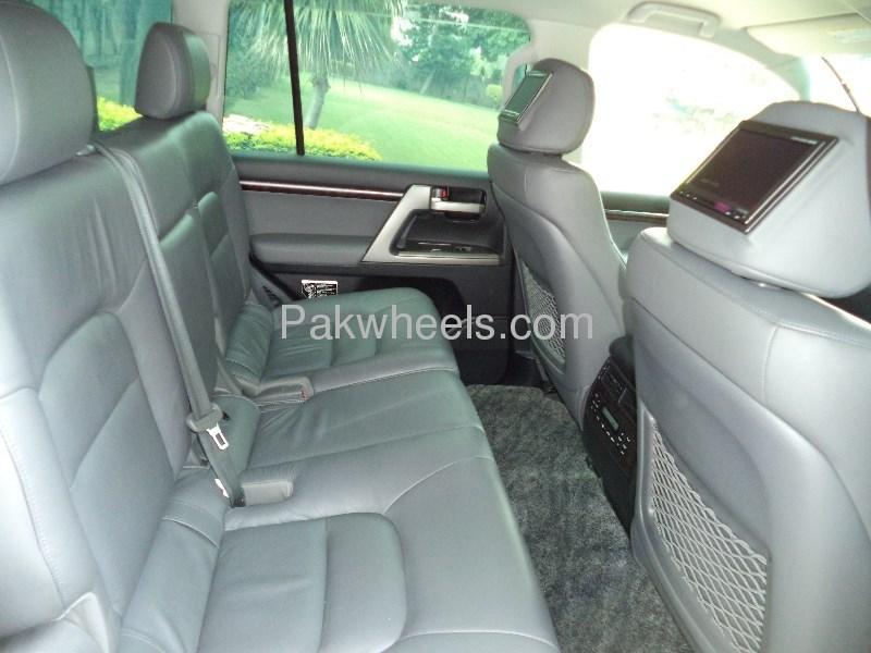Toyota Land Cruiser AX G Selection 2008 Image-8